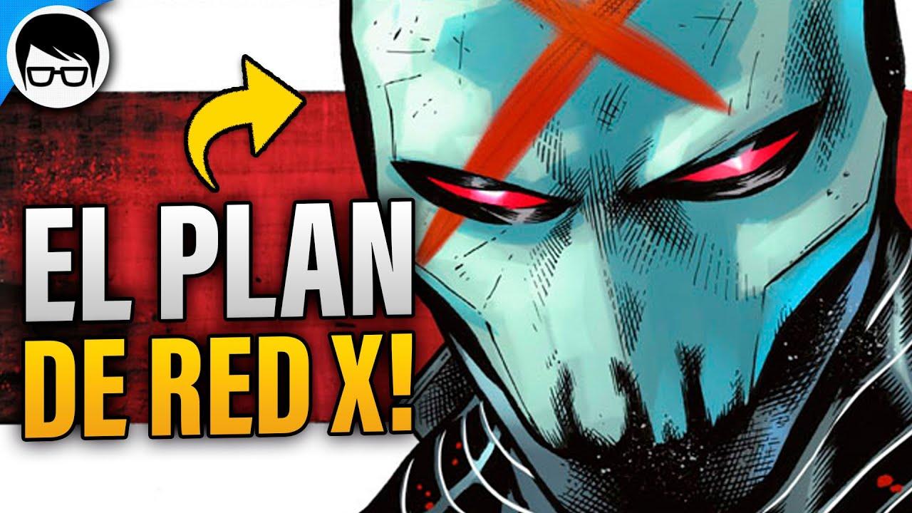 La Verdad Detrás de RED X | Teen Titans Academy (2021)
