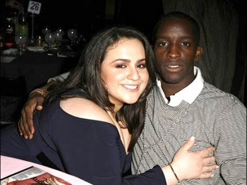 Black guy dating arab girl