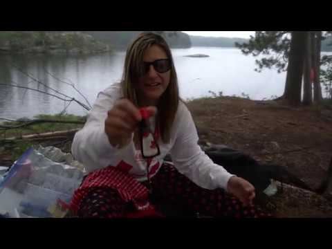 Canada 150 Canoe Trip - part 2 (Beaver Tails for Breakfast)