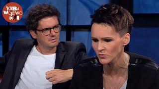 Zmęczona i wypalona -  tak Agnieszka Chylińska mówiła o sobie u Kuby Wojewódzkiego
