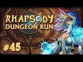 Let's Play Hearthstone Dungeon Run: Hero Power Mage - Episode 45