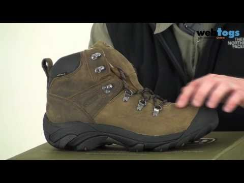 02861801814 Keen Pyrenees Walking Boots - Excellent hiking leather boots with ...
