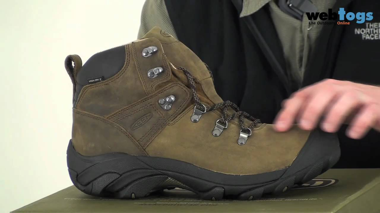 Keen Pyrenees Walking Boots - Excellent