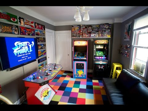 The NYC Arcade Apartment!