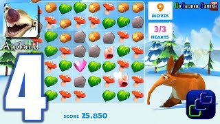 ICE AGE Adventures Android Walkthrough - Part 4 - New Snowington