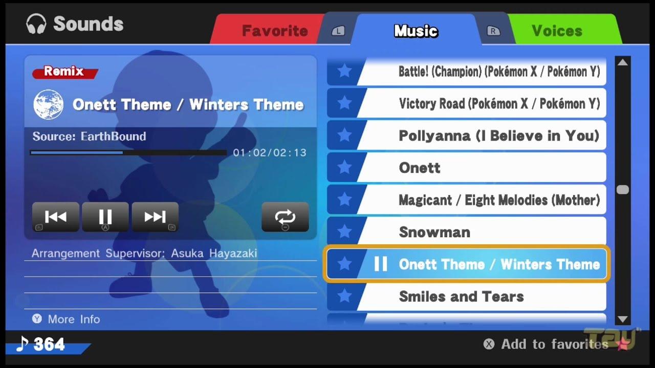 Wii Menu Theme