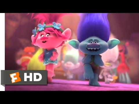 Trolls (2016) - Can't Stop the Feeling! Scene (10/10) | Movieclips