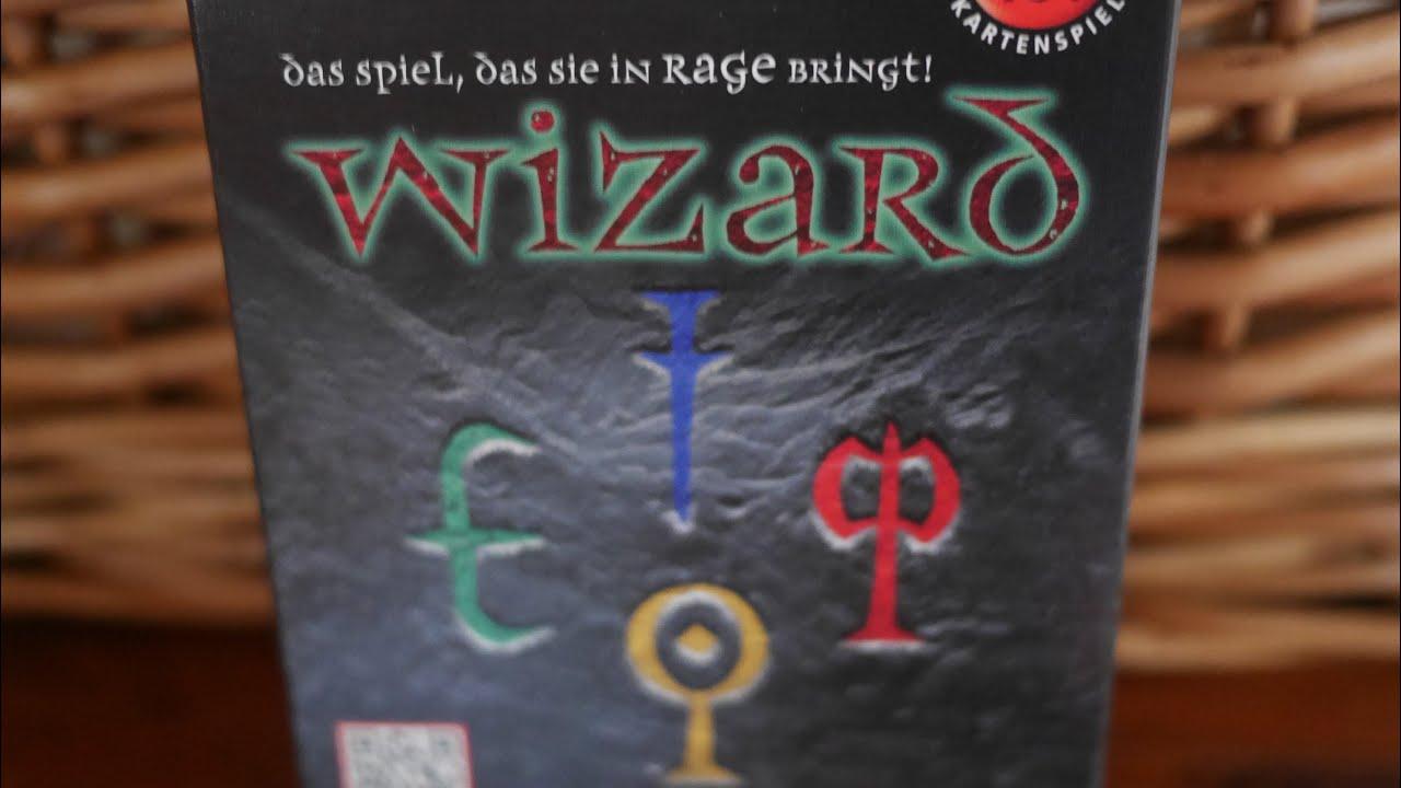 Wizard Auf Deutsch