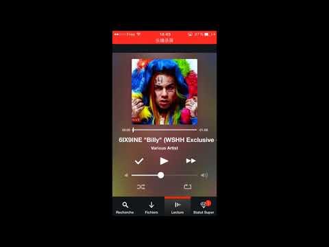 [New 2018] Appli pour écouter de la musique sans Wifi iOS/Android