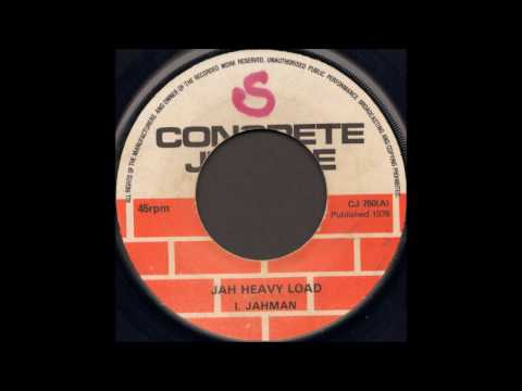 I. Jahman - Jah Heavy Load