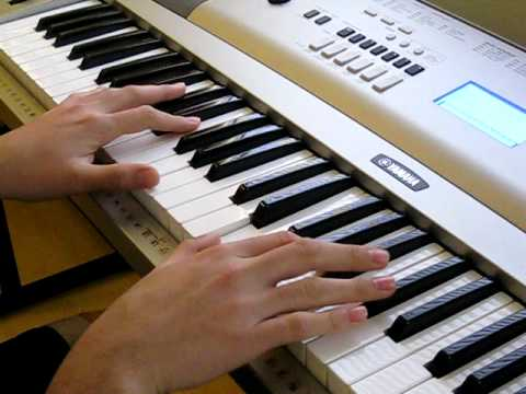 Mighty to Save Piano Cover