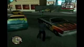GTA San Andreas - Cleo Mods V2