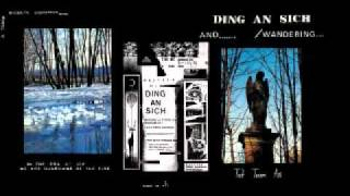 Ding An Sich - Wandering (1989 Single Version)
