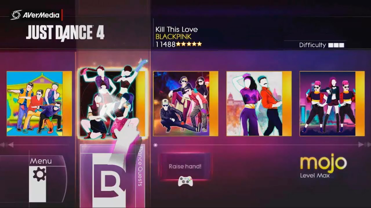 Xbox 360 Games 2020.Just Dance 2020 In Just Dance 4 Xbox 360 Menu Song List