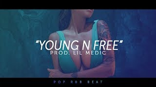 'Young N Free' - Happy Pop Beat Instrumental 2017