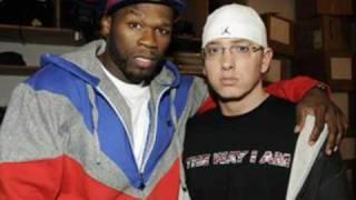 Eminem and 50 Cent (Diss Mariah Carey) on shade 45