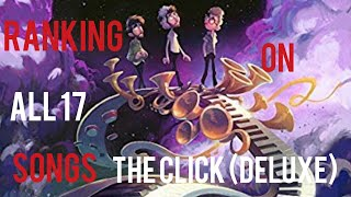 Ranking All 17 Songs on AJR's The Click (Deluxe)