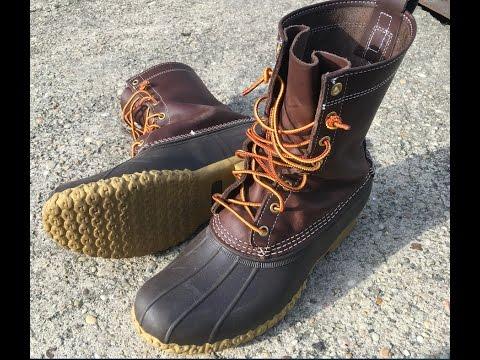 5053b8fc4ae LL Bean Boot Review