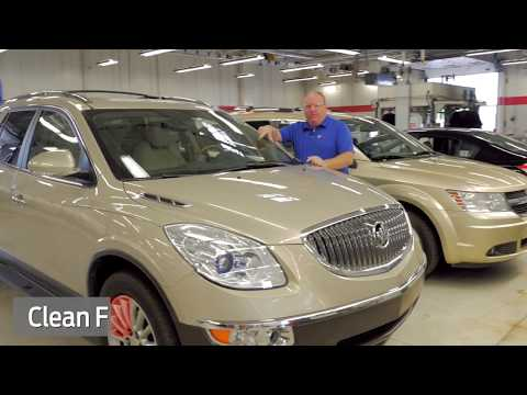 2012 Buick Enclave Leather SUV 2B180054A