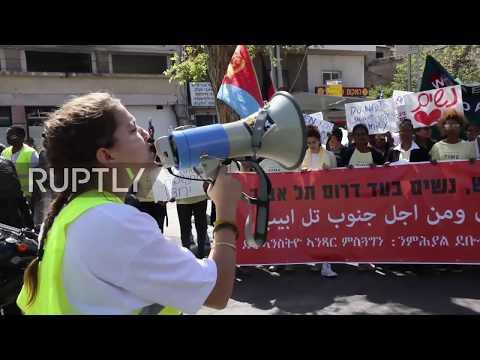 Israel: Women of Tel Aviv say no to asylum seeker deportations