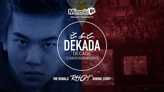 Repeat youtube video Dekada (Decade): The Ronald