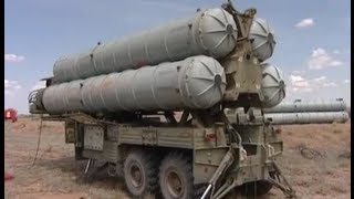 More of the Amazing S-300 in action at Ashuluk