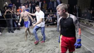STRELKA в ТЮМЕНИ: ✅18 летний боец-первый бой в ринге