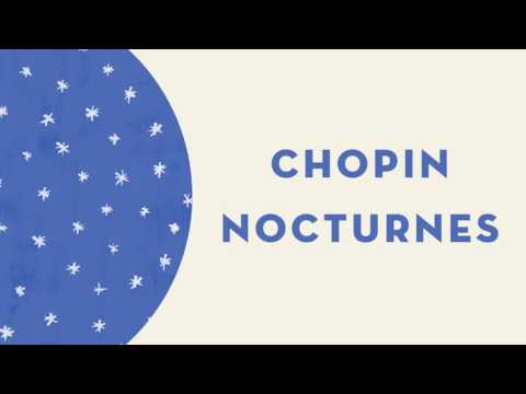 Chopin - A Mademoiselle J.W.Stirling (Nocturne in F Minor, Op. 55 No. 1)