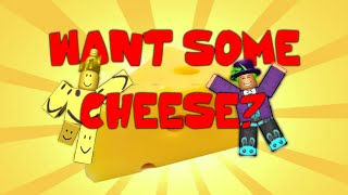 The Cheese Man - [Roblox Short]