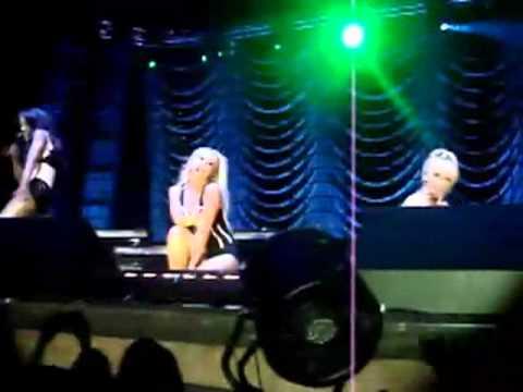 Danity Kane - Strip Tease (Live Makeing The Band Tour)