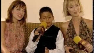 בן אל תבורי בגיל תשע שר - מהמם!!!!