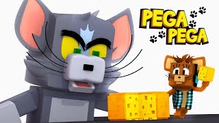 Minecraft : ESCONDE-ESCONDE DE GATO E RATO!! - ( Ratty Catty Minecraft )