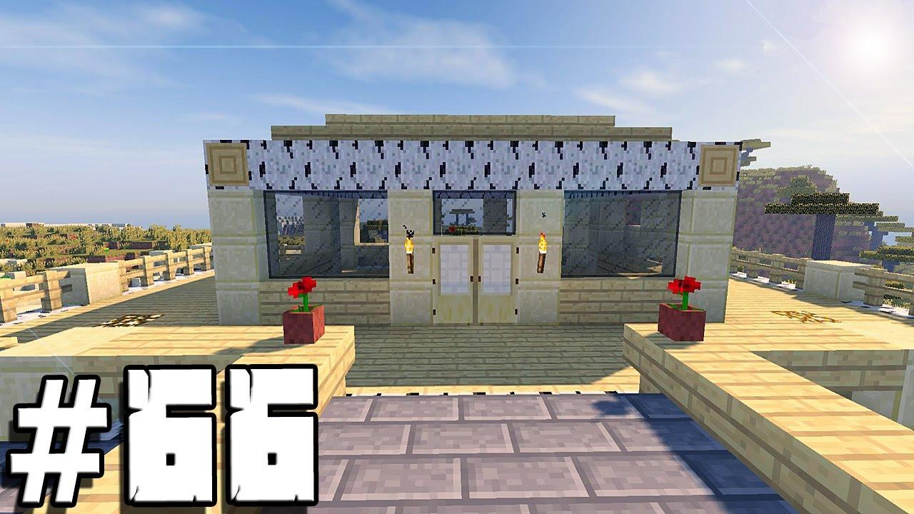 primo piano casa degli ospiti minecraft ita