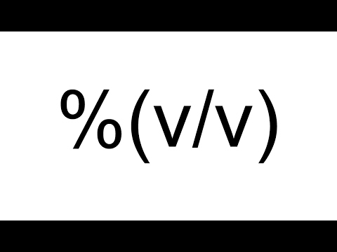 porcentaje-volumen-volumen-|-química-básica