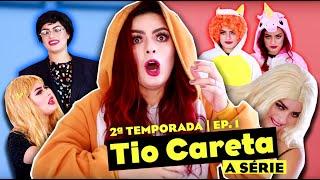 TIO CARETA  EP. 1 | O NOME DELA É JENIFER | TEMP. 2