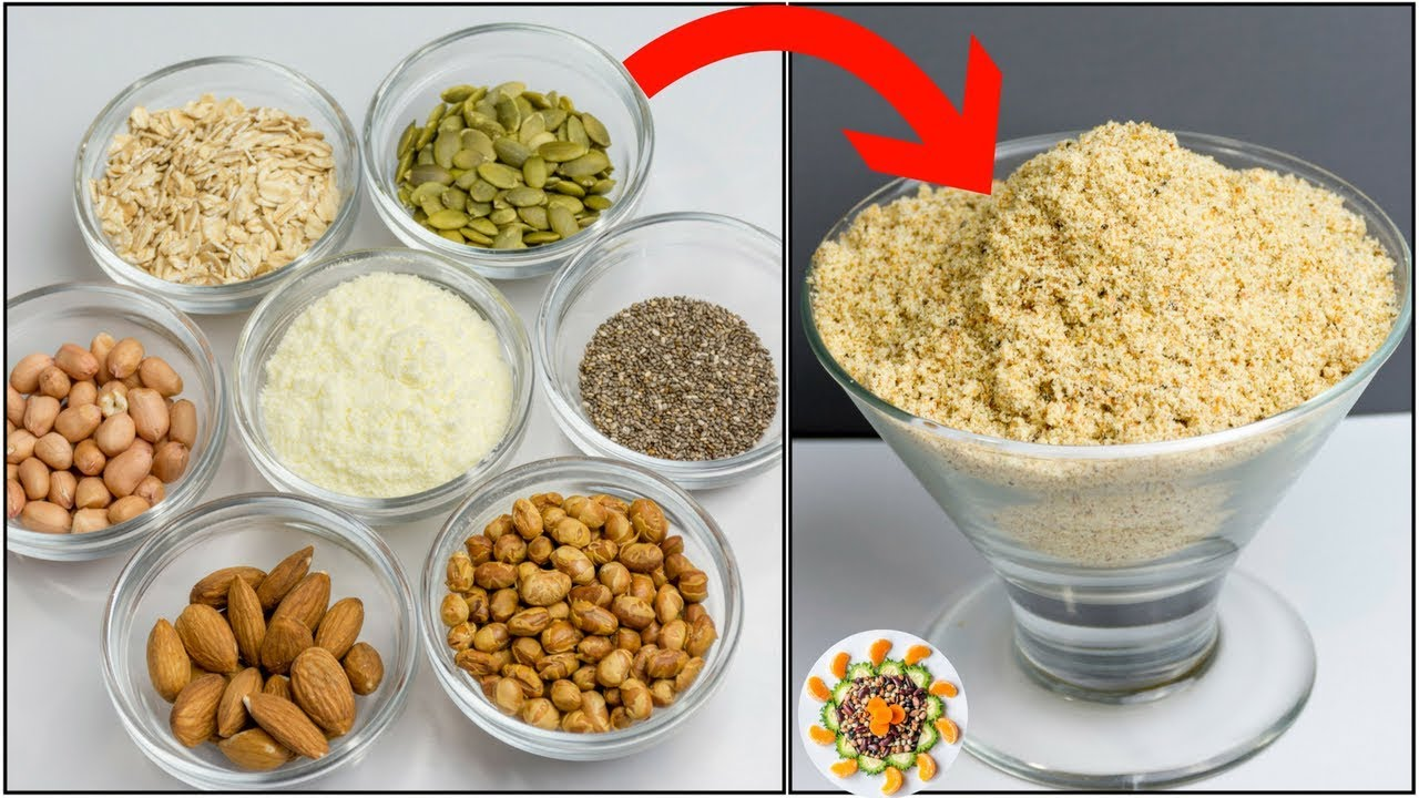 how to make soy protein powder at home