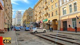 Московский проспект Харьков ремонт в начале улицы Апрель 2019