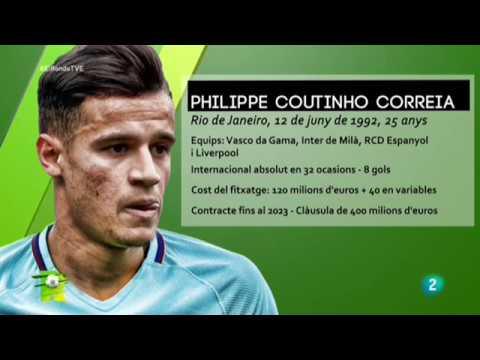 El Rondo TVE - Coutinho pel Barça i la diferència de entre els blaugrana i el Real Madrid