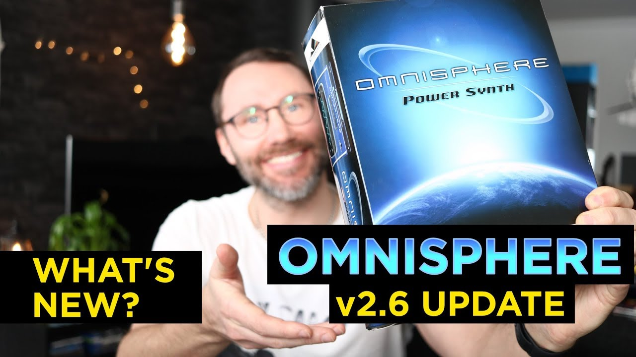 Omnisphere 2 6 First Look - Arpeggiator, Hardware & Patches
