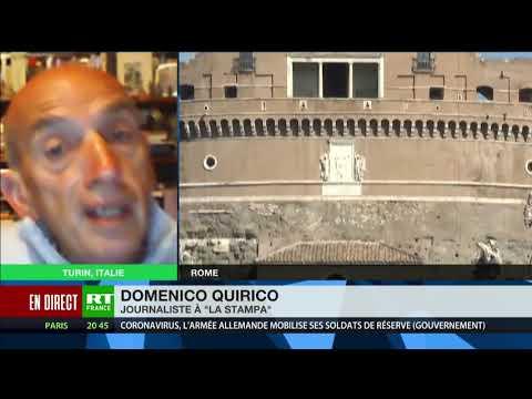 Coronavirus: les Italiens respectent-il assez les mesures de confinement ?