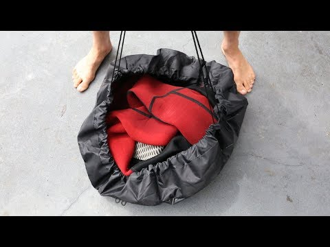 Ho Stevie! Wetsuit Changing Mat / Dry-Bag