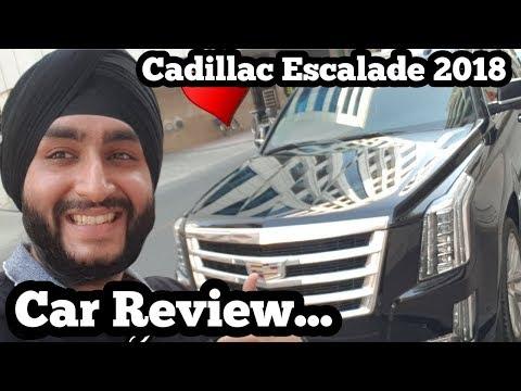 2018 Cadillac Escalade CAR REVIEW in Dubai ❤