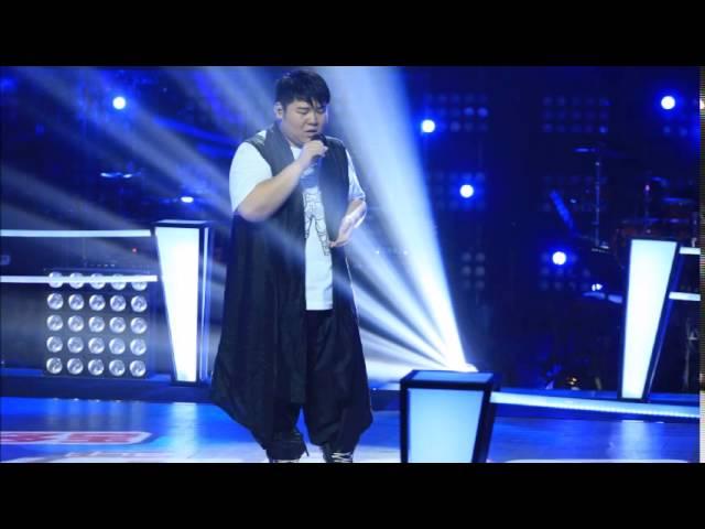 中國好聲音 第四季 - 第十期 2015-09-18 李安 - 愛我還是他 無雜音版