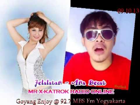 Jelalatan - Ana Decat 091013 Radio Komedi Online Mr X Katrok
