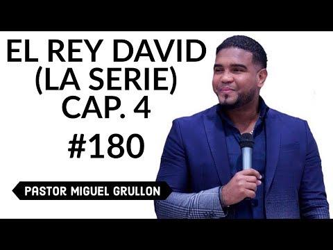 Pastor Miguel Grullon / El Rey David (La Serie) / El Espíritu Y La Carne / Cap. 4