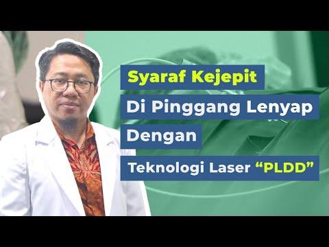 Mengatasi Syaraf Kejepit Dengan Teknologi Laser #PLDD.