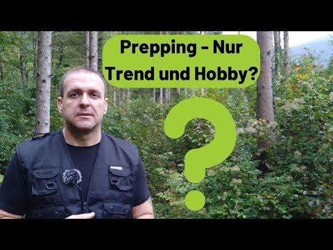 Prepping - Nur Trend und Hobby? Was sagt ein Prepper dazu?