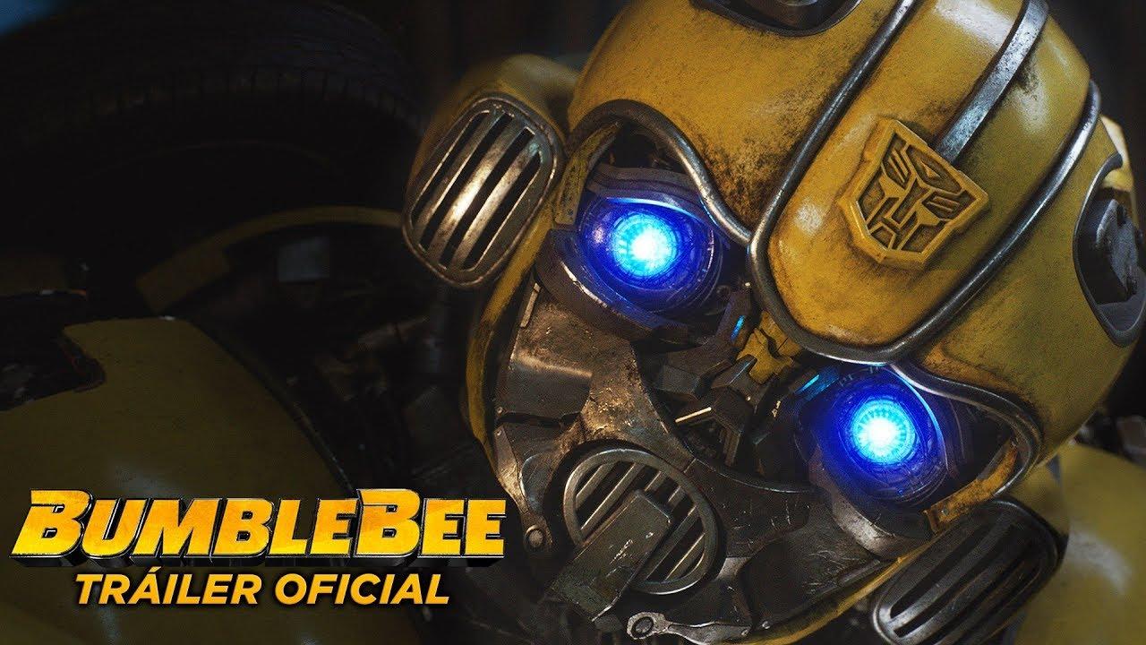 Bumblebee | Teaser Trailer Doblado | Paramount Pictures México