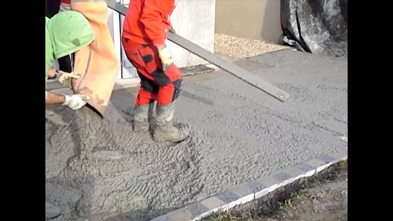 B ton d sactiv youtube for Difference entre beton et ciment