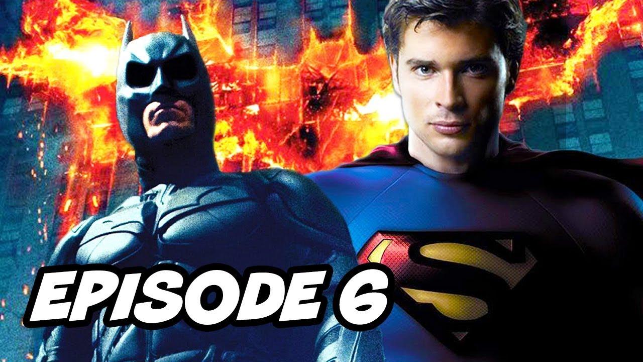 Download The Flash Season 6 Episode 6 - TOP 10 WTF Batman Superman Teaser Breakdown